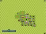Схема строения базы для удачного фарма. Вариант 4