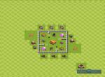 Схема строения базы для удачного фарма. Вариант 9
