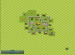 Схема базы при игре с уклоном на защиту трофеев. Вариант 4