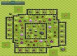 Схема базы для удачного фарма трофеев. Вариант 8