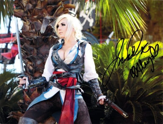 Assassin's Creed Cosplay Jessica Nigri #3