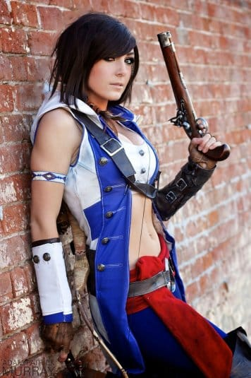 Assassin's Creed Cosplay Jessica Nigri #9