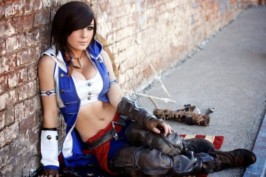 Assassin's Creed Cosplay Jessica Nigri #14