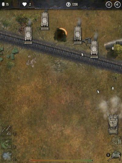 World of Tanks: Стальной мятеж. Скриншот 2
