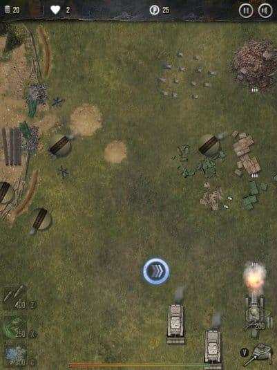 World of Tanks: Стальной мятеж. Скриншот 1
