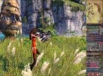 Скриншот игрового персонажа