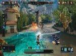 Скриншот битвы