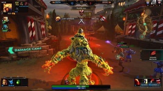 Скриншот геймплея игры