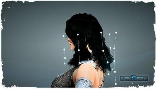 Создание волос