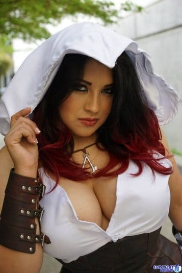 Косплей Assassins Creed №26. Ivy Doomkitty