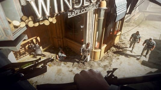 Скриншоты Dishonored 2. №2