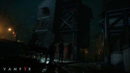 vampyr скриншот 4