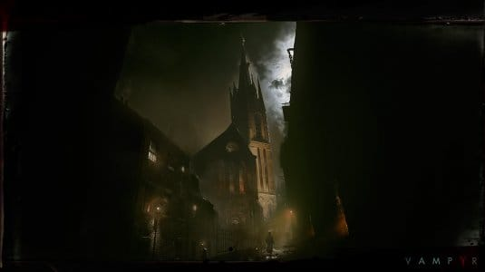 vampyr скриншот 2