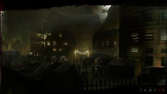 vampyr скриншот 3