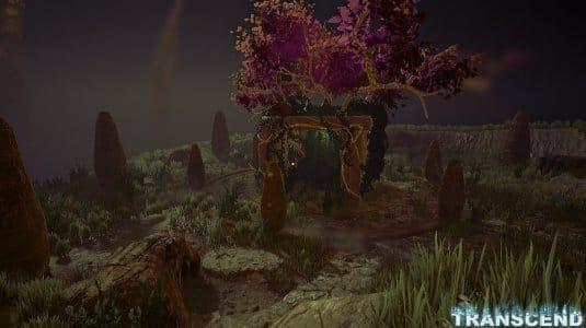Скриншоты Transcend. №5