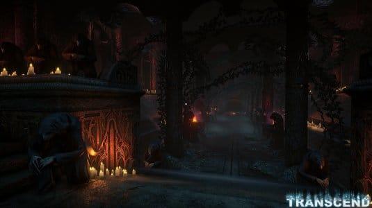 Скриншоты Transcend. №4
