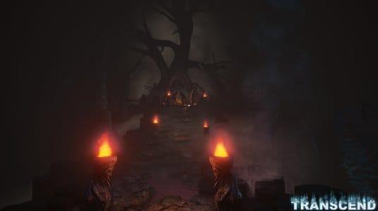 Скриншоты Transcend. №2
