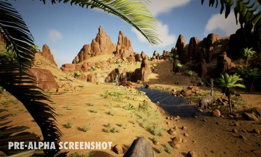 Conan Exiles скриншот 1