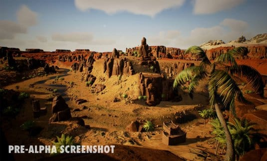 Conan Exiles скриншот 2