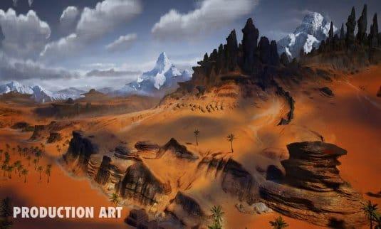 Conan Exiles концепт-арты №2