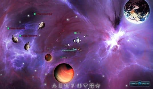 Планеты и астероидные поля