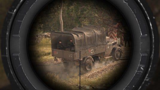 Sniper Elite 4. Скриншот №4