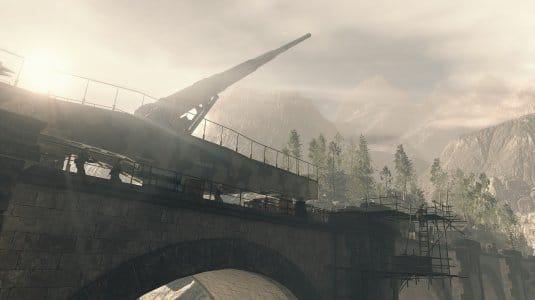Sniper Elite 4. Скриншот №2