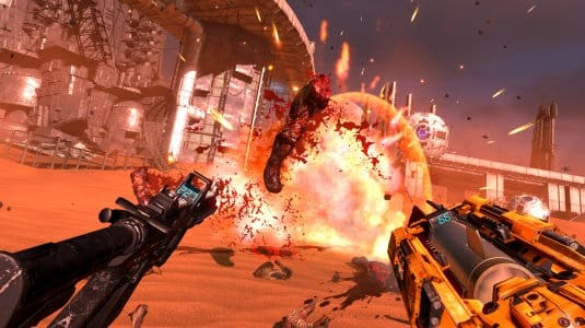 Serious Sam VS: The Last Hope скриншот 3