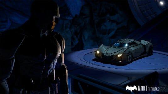 Новые скриншоты Batman: The Telltale Series № 3