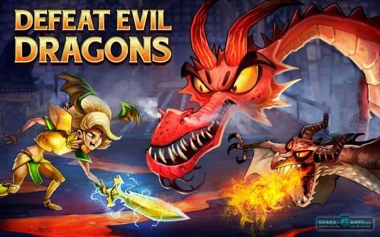 Громите злых драконов
