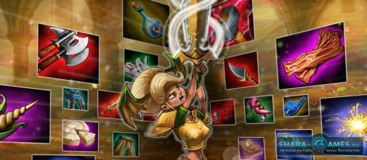 Коллекционная карточка DragonSoul
