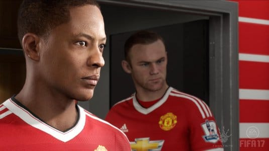 FIFA 17. Скриншоты №1