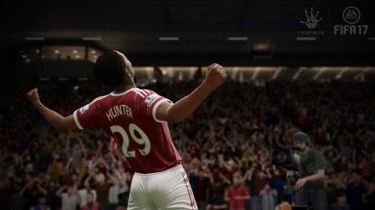 FIFA 17. Скриншоты №2