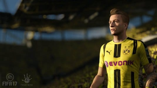 FIFA 17. Скриншоты №9