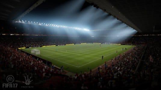 FIFA 17. Скриншоты №6