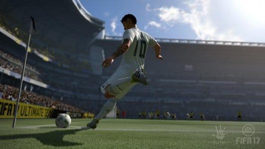FIFA 17. Скриншоты №8