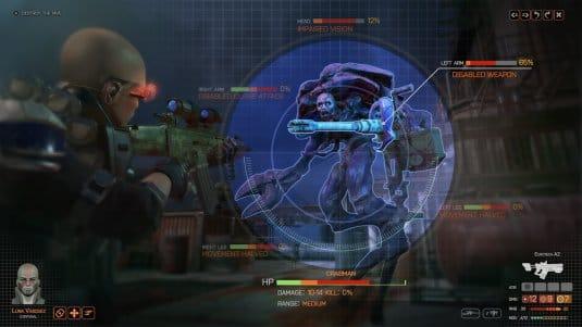 Phoenix Point скриншот из игры 3