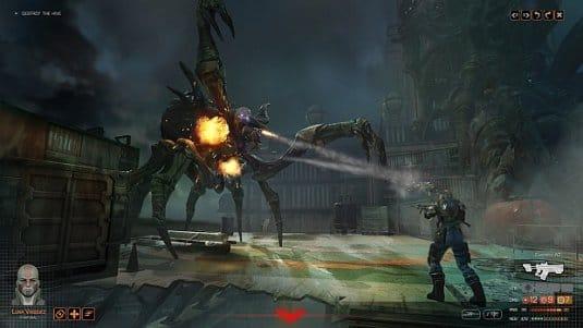 Сражения с очередным мутантом