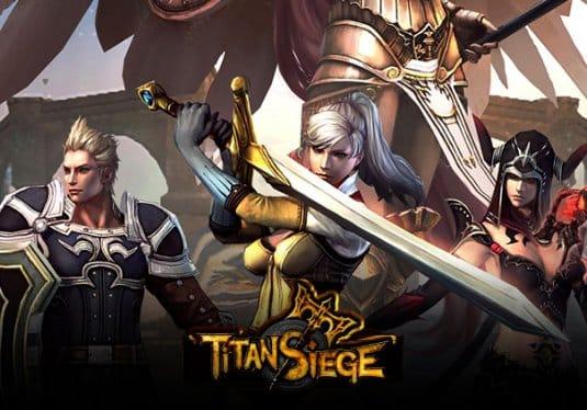 Арт по Titan Siege