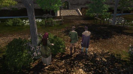 The Guild 3. Жители города вблизи