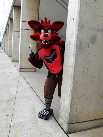 Foxy by ToastyLynx #1