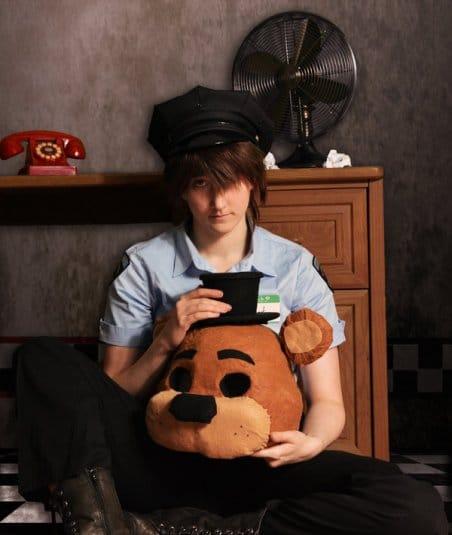 Freddy by TheTravelingDuchess #4