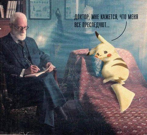 Мемы про покемонов и приколы из ВК #13