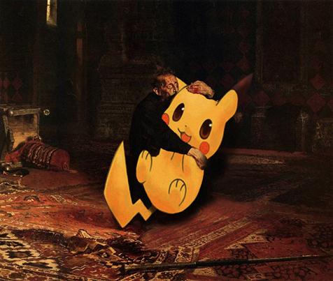 Мемы про покемонов и приколы из ВК #3