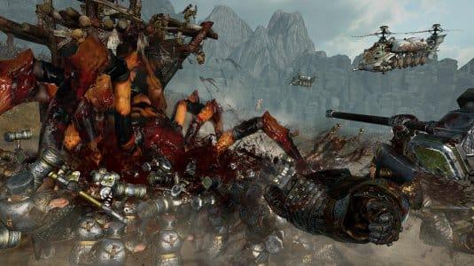 DLC Blood for the Blood God. Скриншот 2