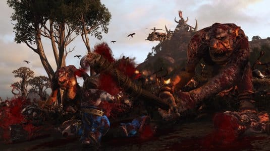 DLC Blood for the Blood God. Скриншот 3
