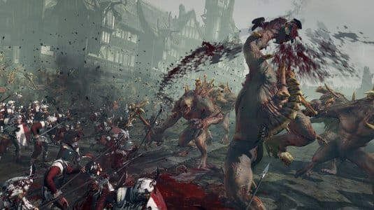DLC Blood for the Blood God. Скриншот 4
