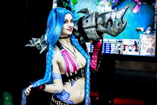 Jinx (League of Legends) #5