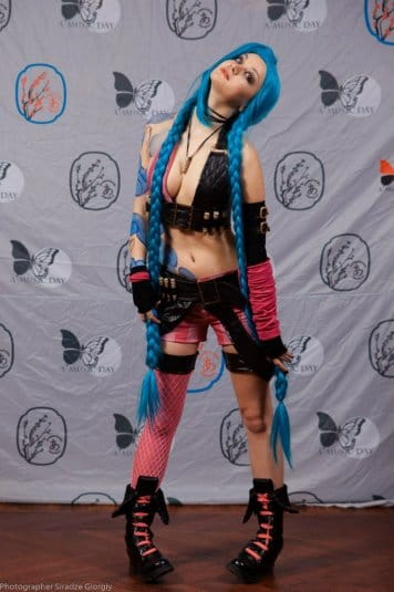 Jinx (League of Legends) #15