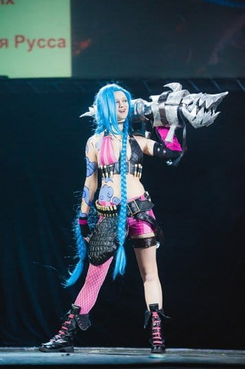 Jinx (League of Legends) #20